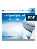 Airlines Operating Costs