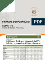 Semana 1 Análisis de Estados Financieros