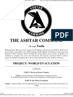 ASHTAR COMMAND -WORLD EVACUATION