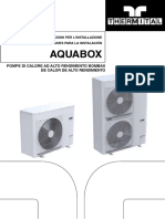 Thermital Aquabox Manual