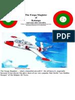 The Fouga Magister English Version