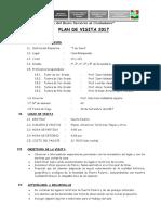 Plan de Visita 2017