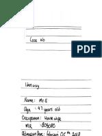 16 TT- Ernita Prolaps Uteri Handwriting