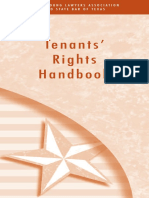 Tenants Rights Handbook