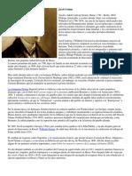 Biografias de Jacob Grimm, Wilhelm Grimm, Oscar Wilde