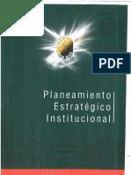 MV1.PLANEAMIENTO ESTRATÉGICO INSTITUCIONAL GESTIÓN  2012 - 2016.pdf