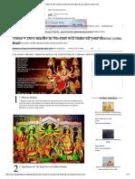 These 9 Devi Mantrs in Navratri Will Make All Your Desires Come True!