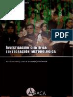 Investigación Científica e Integración Metodológica TELLEZ 2017