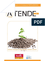 Atende Fertilizantes CAS