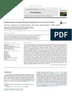 Dechlorinarion oxide