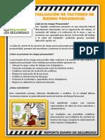 170218 Evaluación de Factores de Riesgos Psicosocial