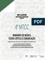 CARTAZ MTCC 2015