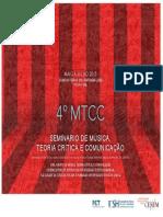 Cartaz Mtcc