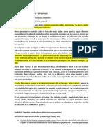 Ficha Mauss - Sociología y Antropología -Técnicas Corporales