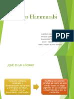 El Codigo Hammurabi