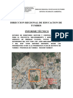 Estudio de Impacto Ambiental DRET