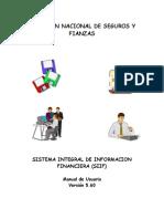 Manual Siif560