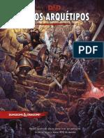 Homebrew - Novos Arquétipos D&D 5.0