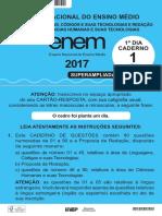 Enem Cad 1 Superampliada Azul 05112017