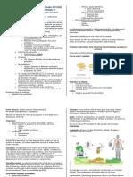 Estudio Parcial II Parasitología