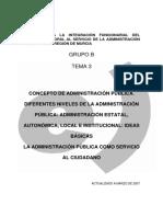 90748-Tema 3. Administración Pública