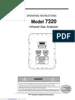 Teledyne Analytic Instrument 7320
