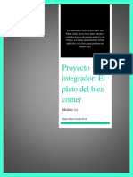 CastilloPech Pedro M14S4 Elplatodelbiencomer
