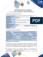 Guía de Actividades y Rúbrica de Evaluación de La Fase 5 - Evaluación Por Proyecto