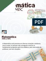 Matematica MMC e MDC
