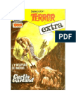 Garland Curtis - Seleccion Terror Extra 12 - Y Despues de Morir