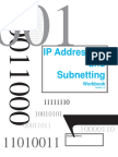 IP Addressing and Subnetting Workbook - Student Version 1_5