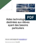 PDF Aides Technologiques 2009-03-24