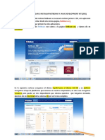 Manual para descargar e instalar NetBeans y Java Development Kit.pdf
