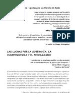 Castaldo Apuntes Para Una Historia Del Mundo Entrerriano 2