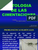 8.0 Patología de Las Cimentaciones