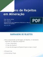 Aloysio Portugal Maia Saliba - Professor de Engenharia Hidraulica - s