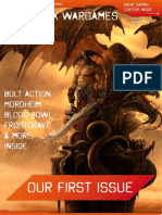 Let's Talk Wargames Issue 1
