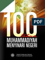 Muhammadiyah 100tahun Menyinari Negeri