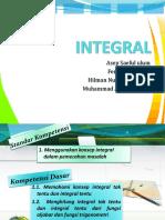Integral Sma