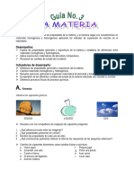 Guc3ada 3 La Materia