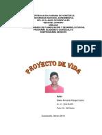Proyecto de Vida Edwin Armando Rangel Castro