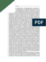 Gobiernos Regionales y Locales COMPARTIDAS Y EXCLUSIVAS