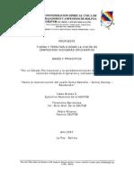 CSUTCB Propuesta Ley de Tierra