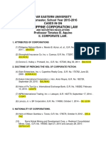 Final 2016 CORPO CASES (Assigned)