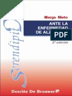 Ante La Enfermedad de Alzheimer - Nieto, Marga(Author)