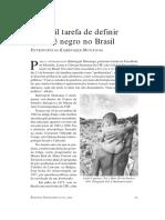 A dificil tarefa de definir quem é negro no brasil.pdf