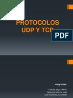 Protocolos Udp y Tcp1