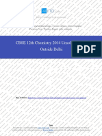 Chemistry 2014 Unsolved Paper Outside Delhi.pdf
