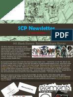 2018 SCP Newsletter Q1 Newsletter