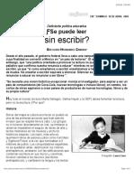 Se puede leer sin escribir.pdf